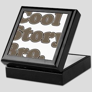 cool story Keepsake Box