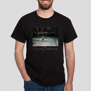 Kayak High Springs 2 Dark T-Shirt