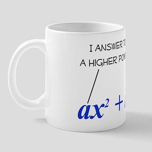 HigherPower Mug