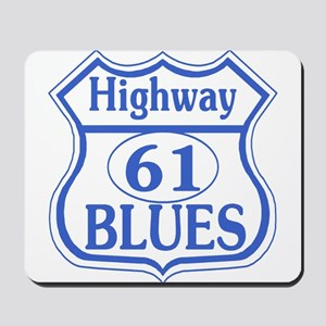 Highway 61 Blues Mousepad