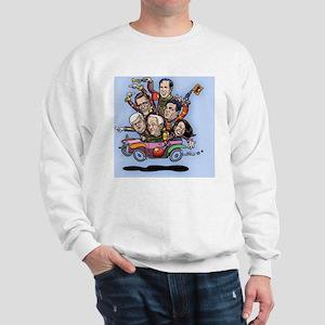 clown-car-gop-TIL Sweatshirt