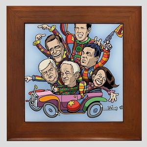 clown-car-gop-LG Framed Tile