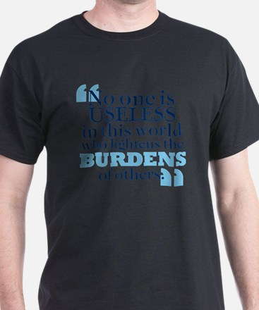 Dickens Useful Life T-Shirt