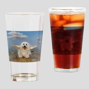 Angel 2 Drinking Glass