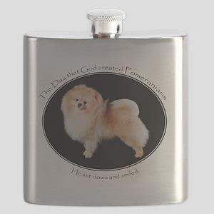 God-PomLight Flask