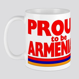 PROUD ARMENIAN Mug