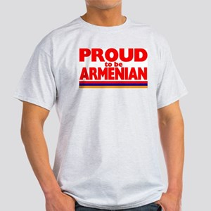 PROUD ARMENIAN Light T-Shirt