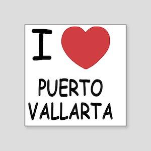 "PUERTO_VALLARTA Square Sticker 3"" x 3"""