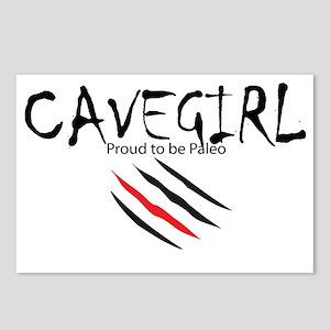 cavegirl Postcards (Package of 8)