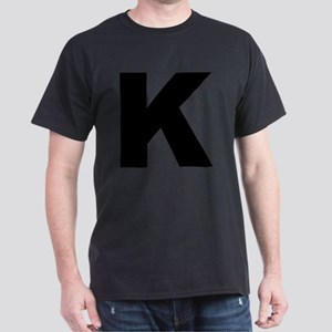 k_arial_l Dark T-Shirt