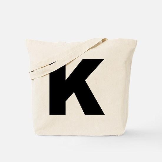 k_arial_l Tote Bag