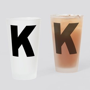 k_arial_l Drinking Glass