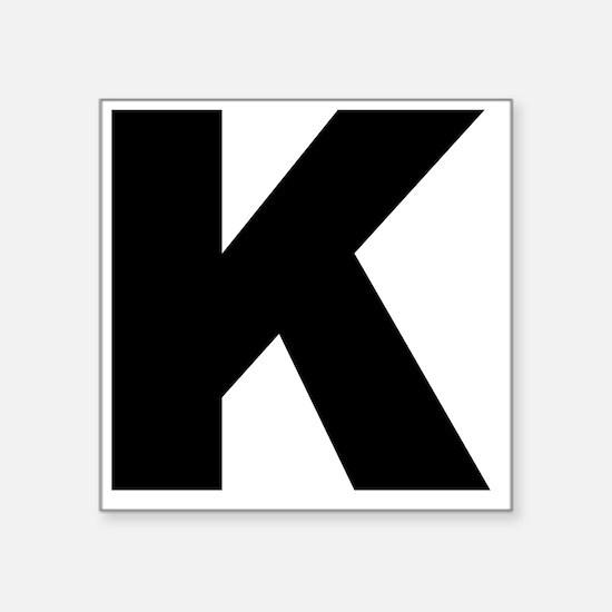 "k_arial_l Square Sticker 3"" x 3"""