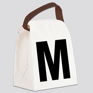 m_arial_l Canvas Lunch Bag