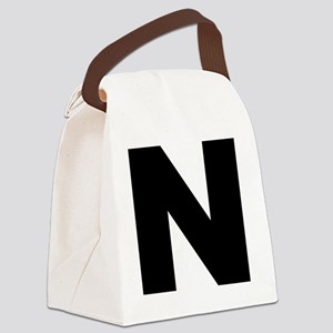 n_arial_l Canvas Lunch Bag