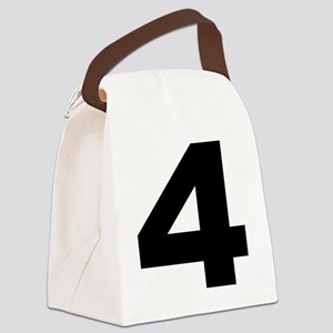 4_arial_l Canvas Lunch Bag