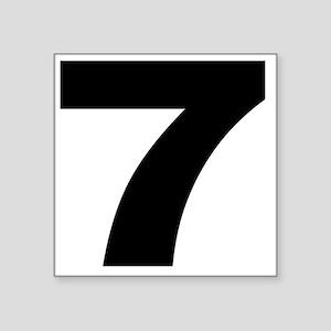 "7_arial_l Square Sticker 3"" x 3"""