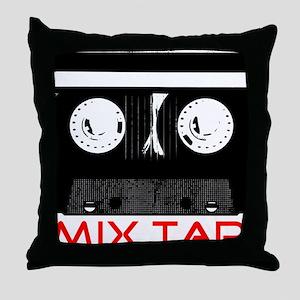 i_mix_tape2 Throw Pillow