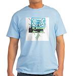 Retro 80's Breakdance B-Boy Light T-Shirt