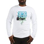 Retro 80's Breakdance B-Boy Long Sleeve T-Shirt