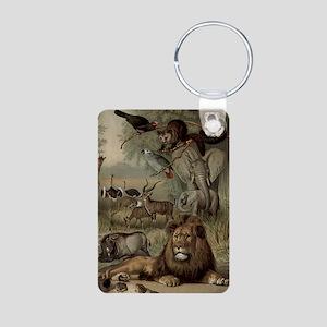 tj_iphone_4_slider_case Aluminum Photo Keychain