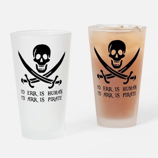 pirat Drinking Glass