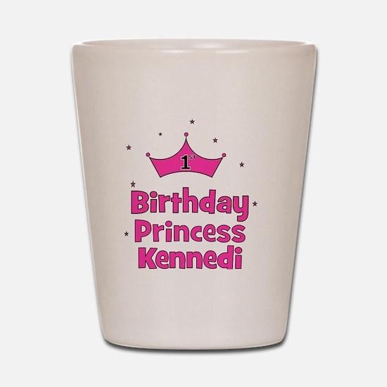 birthdayprincess_1st_KENNEDI Shot Glass