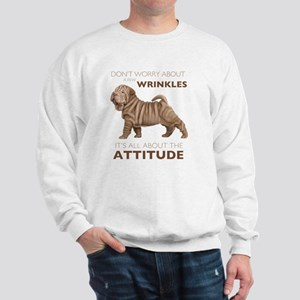 attitude2 Sweatshirt