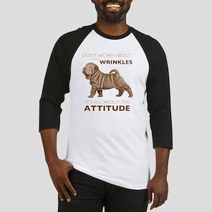attitude2 Baseball Jersey