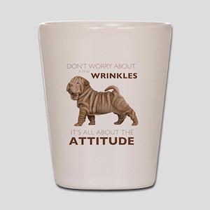 attitude2 Shot Glass