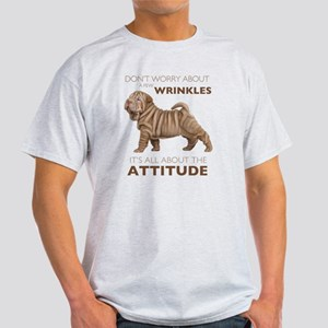 attitude3 Light T-Shirt