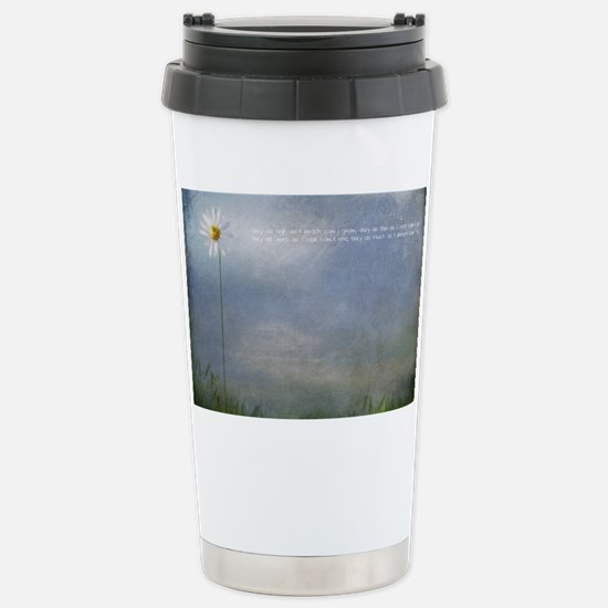 GrowUp Stainless Steel Travel Mug