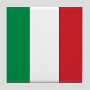 PROUD ITALIAN Tile Coaster