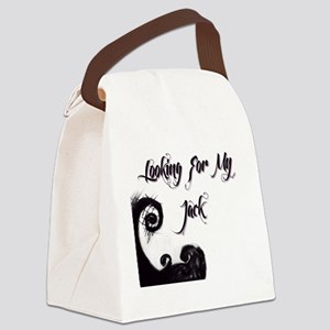 Looking For Jack Canvas Lunch Bag
