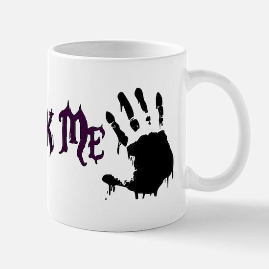 Spank Me (Purple) Mug