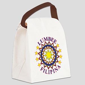 lumbeefilipinA Canvas Lunch Bag