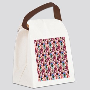 design 1 Canvas Lunch Bag