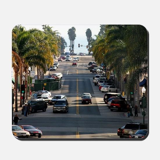 California Street Mousepad