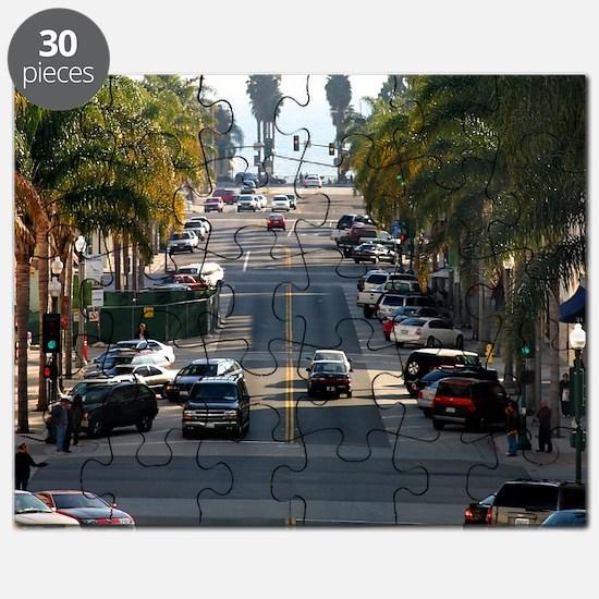 California Street Puzzle