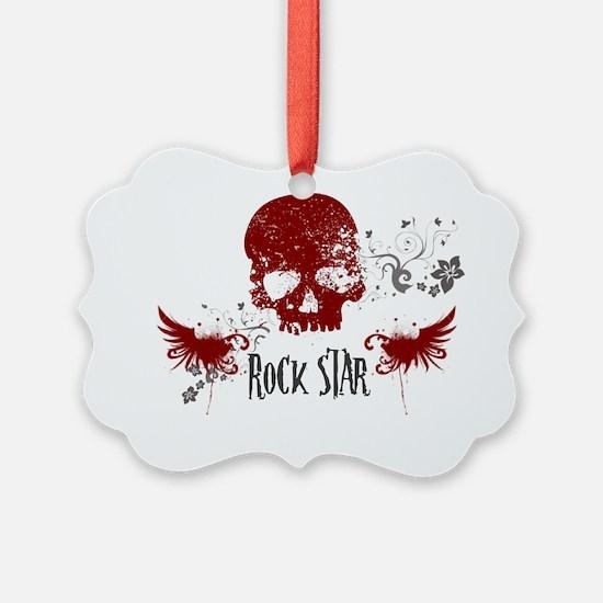 Rock Star Ornament