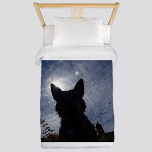 Stealthy Cattle Dog Twin Duvet