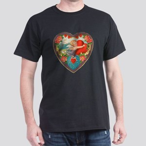 Cupid With Love and Esteem Dark T-Shirt