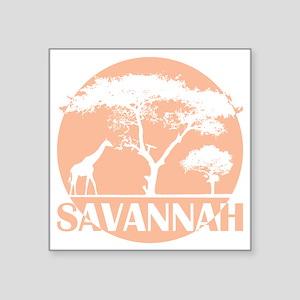 """savaaspha Square Sticker 3"""" x 3"""""""