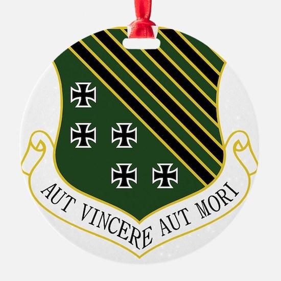 1st FW - Aut Vincere Aut Mori Ornament