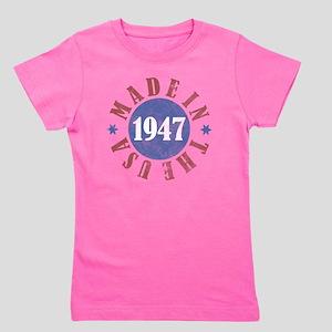 USA1947 Girl's Tee
