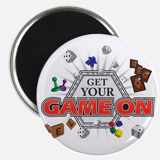 Get Your Game On - Black Magnet