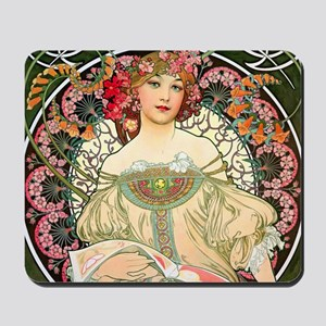 Pillow Mucha Champ Mousepad