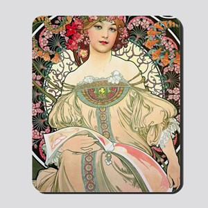 Journal Mucha FChamp Mousepad
