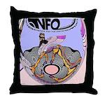 Phenomenal INFO on Ancient Mysteries Throw Pillow