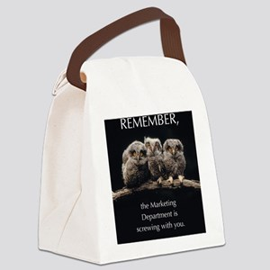 Magnet_PORT_JAN_2012_OWL Canvas Lunch Bag
